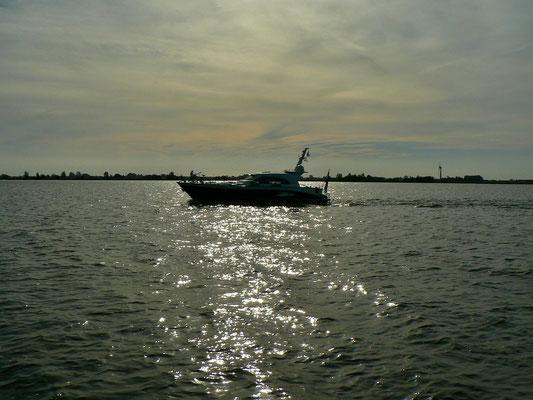 """Die """"Alabama"""" auf dem Heegermeer"""