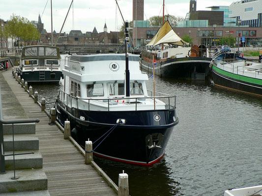 Passantenhafen von Amersfoort