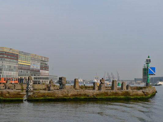 Amsterdam - Alte Fundamente