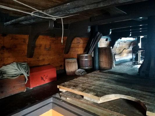 Unter Deck
