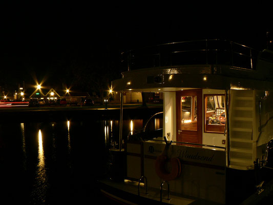 Nachts am Passantenhaven