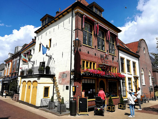Alte Bäckerei in Harderwijk