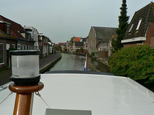 Auf dem Oude Rijn nach Woerden