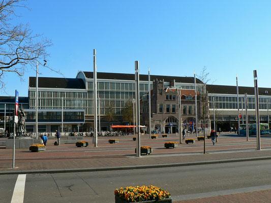 Der Bahnhof von Haarlem