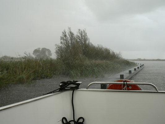 Unwetter am Sneekermeer
