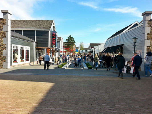 Outlet Center, Lelystad
