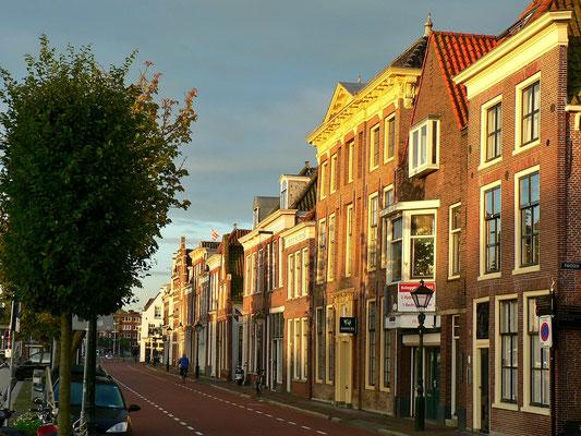 Sonnenaufgang in Alkmaar