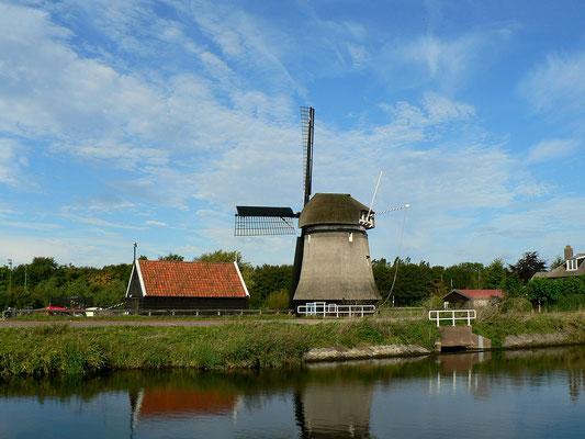 Auf dem Noordhollandsch Kanaal