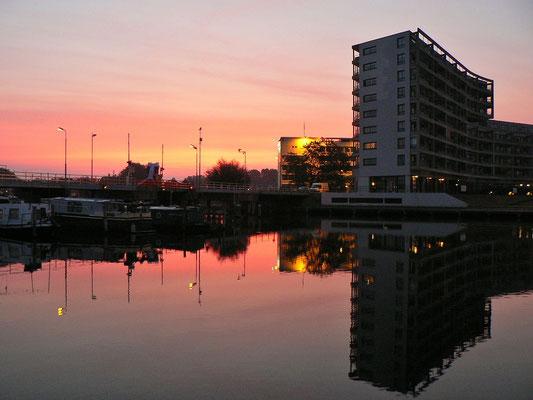 Sonnenaufgang - JH Dukra