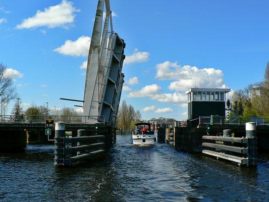 Wir verlassen Haarlem