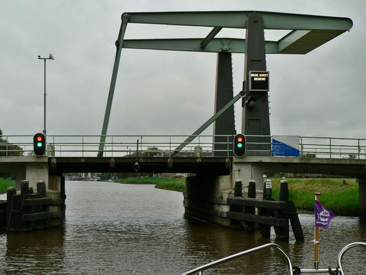 Brücke vor Emmeloord