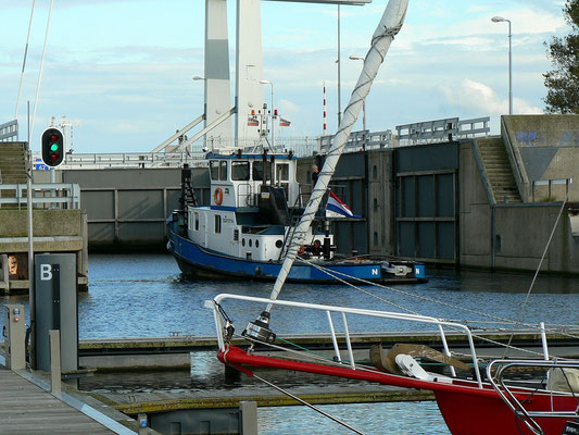 Zeedocksluis