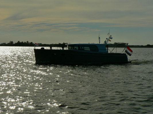 Auf dem Heegermeer