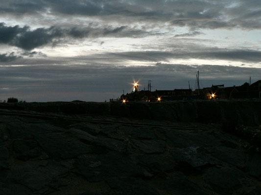 Urk bei Nacht