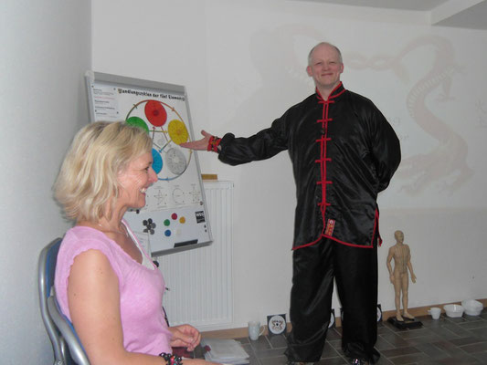 Ein Vortrag über das Daoistische System