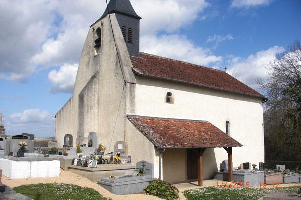 Eglise St Martin de Garlède