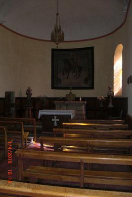 Eglise de Garlède
