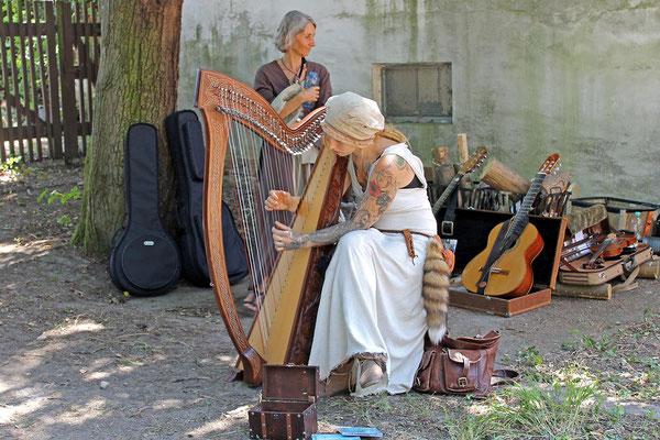 Mittelaltermarkt im Forstgarten