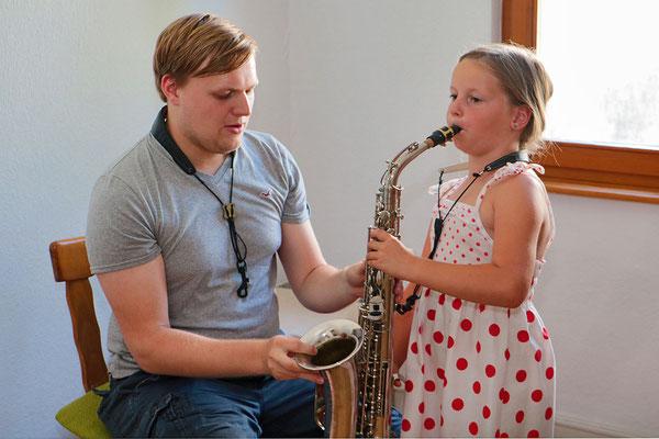Mut zum Tuuuut mit dem Musikverein im alten Forsthaus
