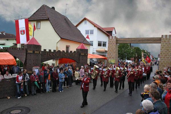 Klosterfest 2005 - Eröffnung.