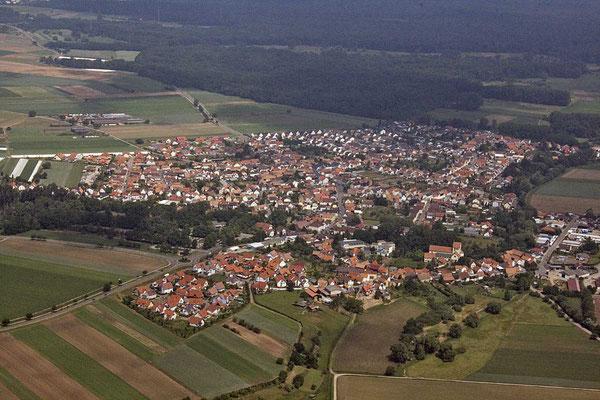 Luftaufnahme aus dem Jahre 2008