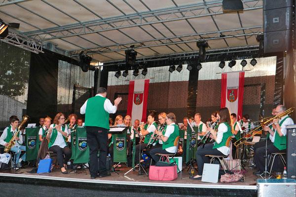 Orchester des Musikverein Freckenfeld
