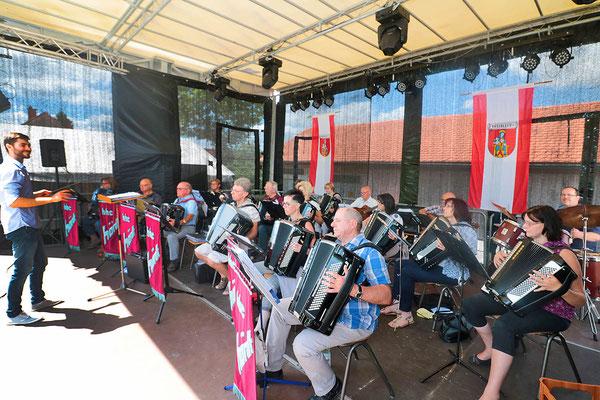 Das Orchester des HHC-Hördt