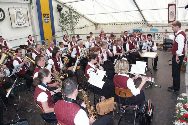 50 Jahre Musikkapelle 2003
