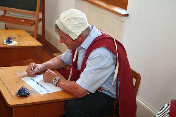 Programm der Kita im alten Forsthaus -Klosterschule