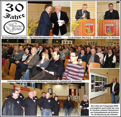 2010 feierte der Fotoclub - Hördt sein 30 jähriges Bestehen.
