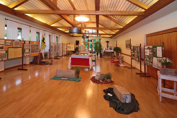 Historische Ausstellung im Pfarrzentrum