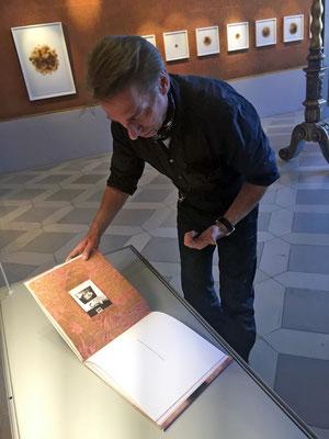 1968 - Ratibor, Künstlerbuch, in der Galerie Schloss Ratibor