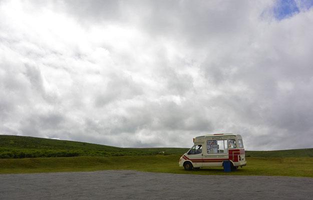 Ice Cream in Dartmoor