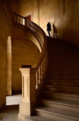 Granada - Palacio Carlos V