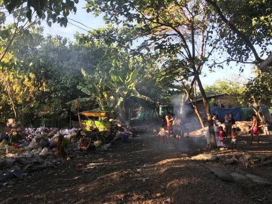 Leben auf der Müllhalde in Cebu