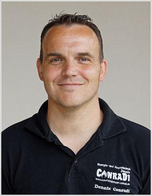 Dennis Conradi - Schornsteinfegermeister & Gebäudeenergieberater (HWK) & Gepr. Brandschutzbeauftragter