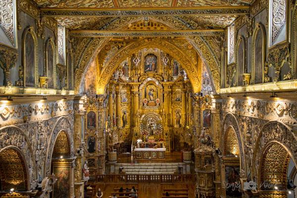 Kirche La Compañia de Jesús