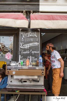 Hier gibt es Kaffee-Spezialitäten