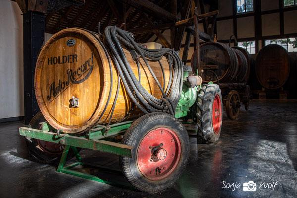 Weintraktor