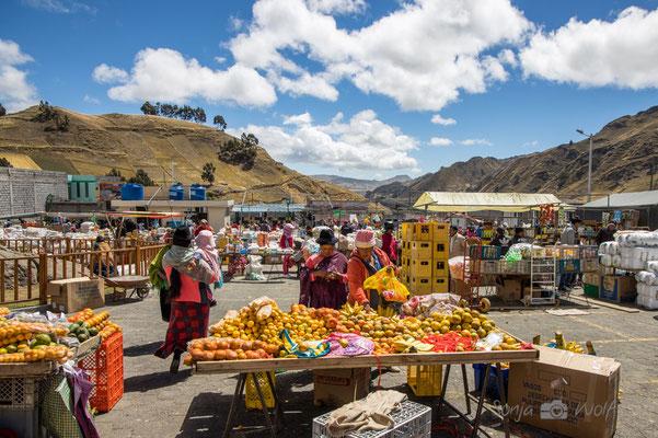 Markt in Zumbahua
