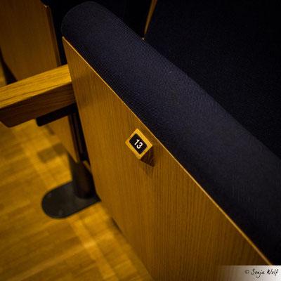 Sitzplatz 13
