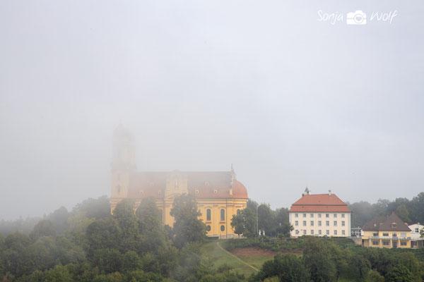 Wallfahrtkirche Schönenberg im Nebel