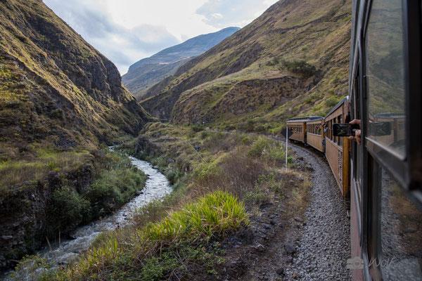 Bahnfahrt