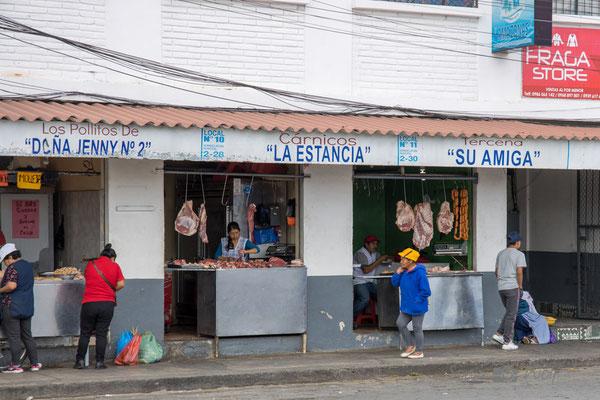 Markt in Ibarra