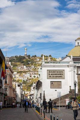 Die Jungfrau von Quito
