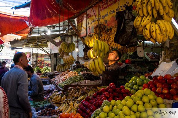 Woche 18 / Bananenverkäufer