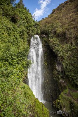 Perguche Wasserfall