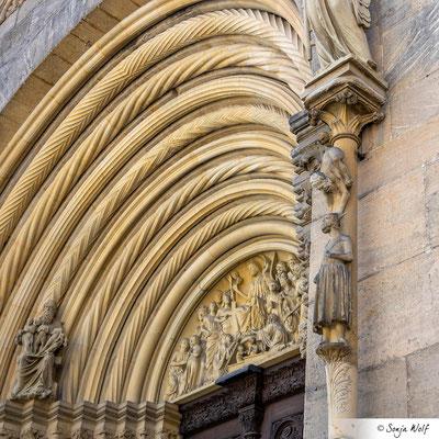 Bamberger Dom - Fürstenportal