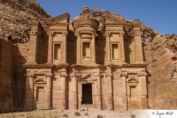 Ad Deir - Das Kloster