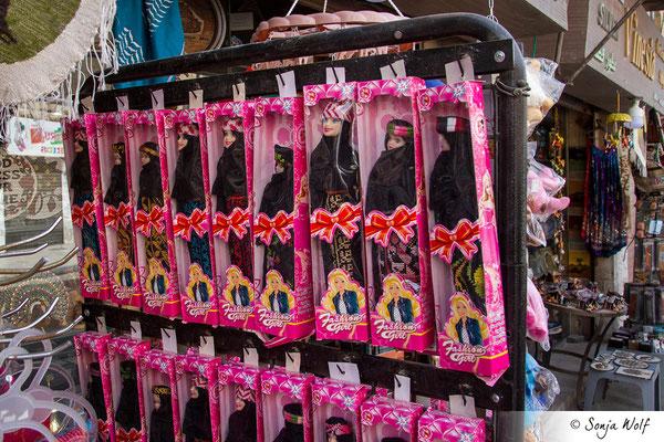 Arabische Modepuppen